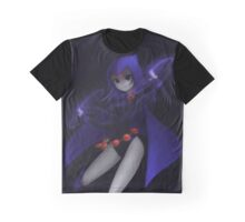 Dark Magic Raven by Kairui Graphic T-Shirt