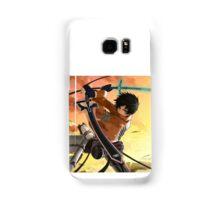Sword art online and attack on titan Samsung Galaxy Case/Skin