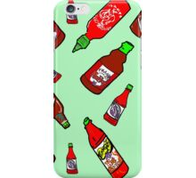 Hot Sauce!  iPhone Case/Skin