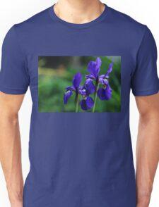 Iris Blues Unisex T-Shirt