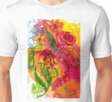 Fiesta Flowers Unisex T-Shirt