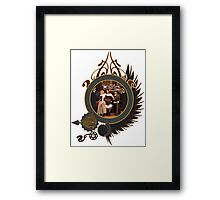 Steampunk Expo Framed Print