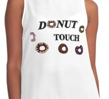 Donut touch Contrast Tank
