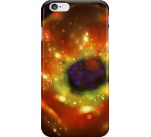 Red Poppy flower iPhone Case/Skin