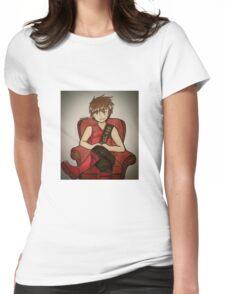 Dark Side Kai Womens Fitted T-Shirt