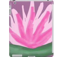 Pink Lotus iPad Case/Skin
