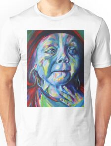 Oh my Grandmother, what big eyes you have! Unisex T-Shirt