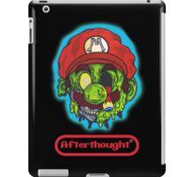 Game Over Dude! iPad Case/Skin