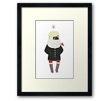 Martin BBI! Framed Print