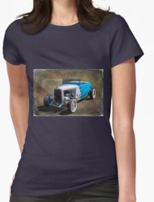 Roadster Womens Fitted T-Shirt