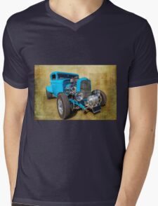 Hi Boy Coupe Mens V-Neck T-Shirt