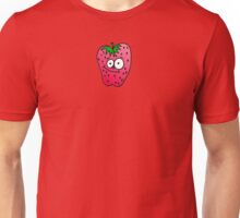 Sweet Red Strawberry Unisex T-Shirt