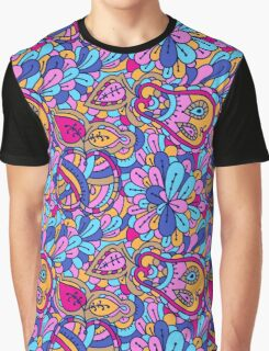 - Abstract fruits pattern 2 - Graphic T-Shirt