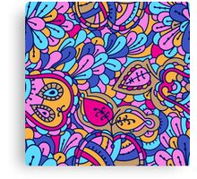 - Abstract fruits pattern 2 - Canvas Print