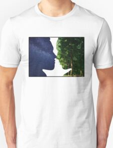 Earth and Sky Unisex T-Shirt
