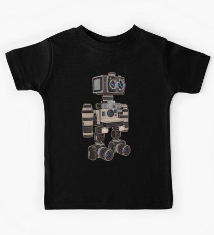 Camera Bot 6000 Kids Tee
