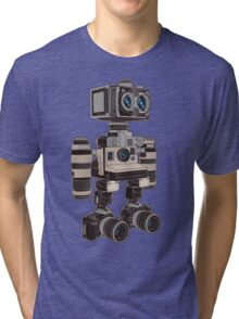 Camera Bot 6000 Tri-blend T-Shirt