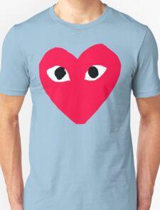 CDG Red Unisex T-Shirt