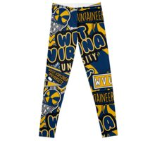 West Virginia University  Leggings
