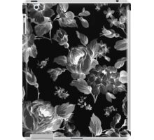 Flower stamp iPad Case/Skin