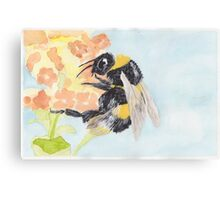 bumble 2  Canvas Print