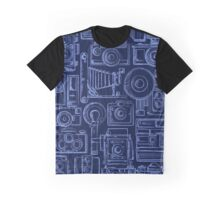 Paparazzi Blue Graphic T-Shirt