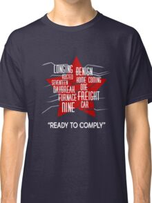 activation winter soldier Classic T-Shirt