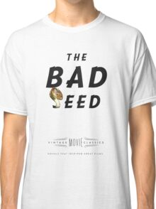 Retro Movie The Bad Seed Classic T-Shirt
