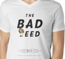 Retro Movie The Bad Seed Mens V-Neck T-Shirt