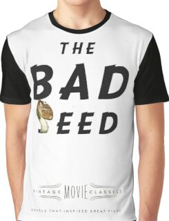 Retro Movie The Bad Seed Graphic T-Shirt
