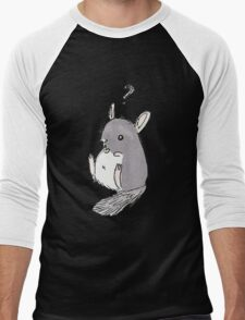 Raisins??  Men's Baseball ¾ T-Shirt