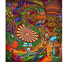 Carnival of the Abyss Photographic Print