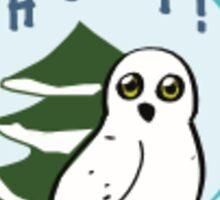HOOT! Sticker