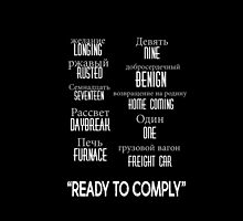 """""""ready to comply"""" by morigirl"""