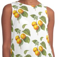 Botanical Print, Peach by Redoute Contrast Tank