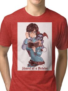 Advent of a Dictator.  Tri-blend T-Shirt