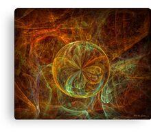 Rusty Warp Canvas Print