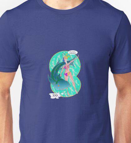 Derp Sea Diving Unisex T-Shirt
