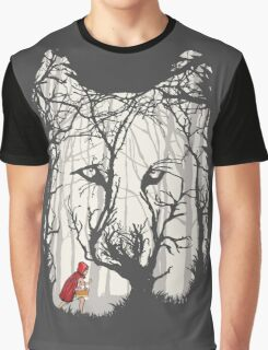 Little Red Graphic T-Shirt