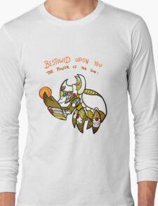 Smite - The Power of the sun (Chibi) Long Sleeve T-Shirt