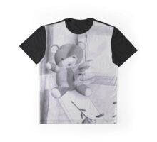 Ghost Hand Graphic T-Shirt