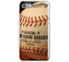 MLB Ball iPhone Case/Skin