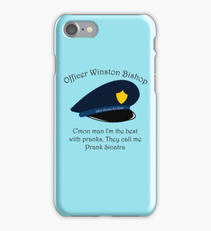 Winston Bishop iPhone Case/Skin