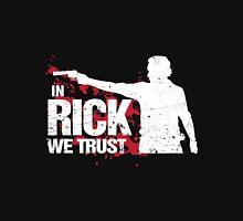 Walking Dead - In Rick We Trust Unisex T-Shirt