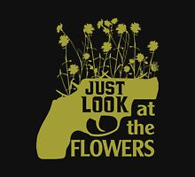 Walking Dead - Just Look At The Flowers Unisex T-Shirt