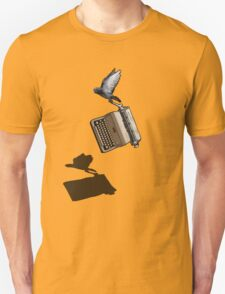 Carrier Pigeon Unisex T-Shirt