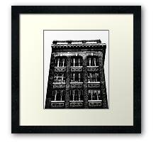 Stark  Framed Print