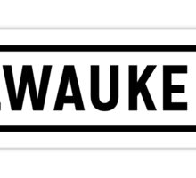 Milwaukee Lite Sticker