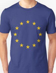 The Flag of Europe Unisex T-Shirt
