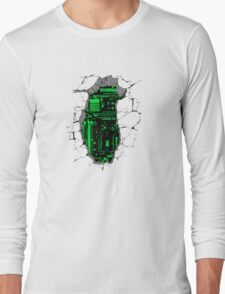 Digital Insides Long Sleeve T-Shirt